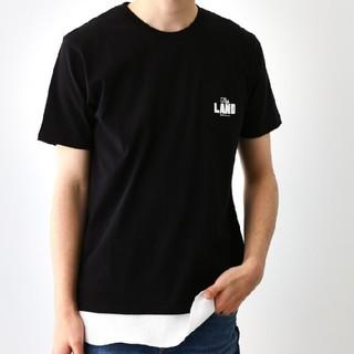 ロデオクラウンズワイドボウル(RODEO CROWNS WIDE BOWL)のメンズTee tl-M(Tシャツ/カットソー(半袖/袖なし))