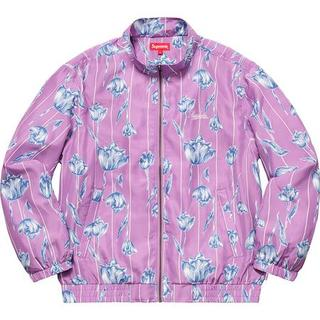 Supreme - L Supreme Floral Silk Track Jacket 国内正規品