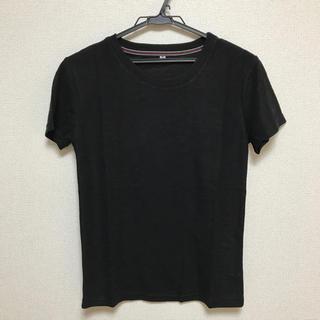 ユニクロ(UNIQLO)の新品 シンプルTシャツ UNIQLO GU好き(Tシャツ(半袖/袖なし))