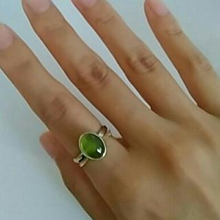 14号~15号の方にオススメ☆k18 ベネチアンチェーンリング 16号  指輪(リング(指輪))