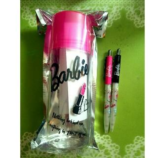 バービー(Barbie)の値下げ!Barbie 文具セット【ペンケース&シャーペン2本】(ペンケース/筆箱)
