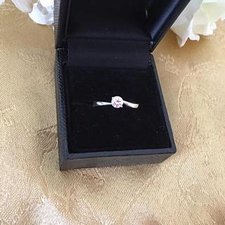 ヴァンドームアオヤマ(Vendome Aoyama)のダイヤモンド リング 0.25ct  美品  ヴァンドーム青山(リング(指輪))
