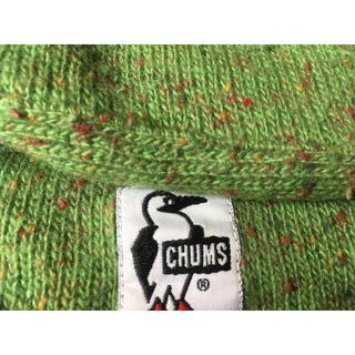 CHUMS - CHUMS 緑 スカート Mサイズ