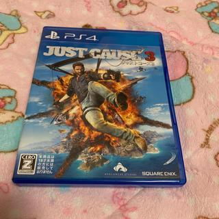 PlayStation4 - ps4 ジャストコーズ3