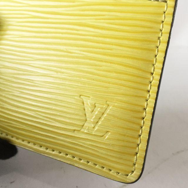 LOUIS VUITTON(ルイヴィトン)の最終値下げ★中古美品☆LOUIS VUITTON カードケース M60329 レディースのファッション小物(名刺入れ/定期入れ)の商品写真