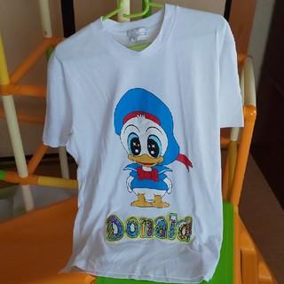 Disney - 香港ディズニーランド限定 ドナルドTシャツ