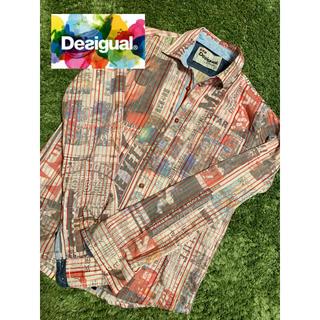 デシグアル(DESIGUAL)の【大人気!】Desigual デシグアル  長袖 シャツ(シャツ)
