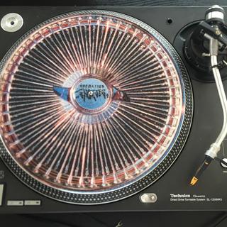 パナソニック(Panasonic)のTechnics ターンテーブル  SL1200-MK5 レコードプレーヤー(ターンテーブル)