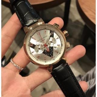 ルイヴィトン(LOUIS VUITTON)のVuitton 時計 メンズ 箱付き(腕時計(アナログ))