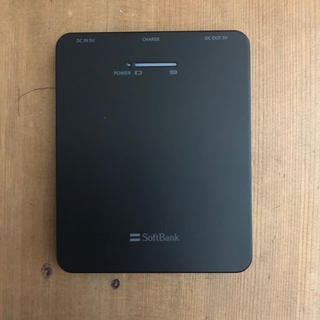 ソフトバンク(Softbank)のソフトバンクのモバイルバッテリー(バッテリー/充電器)