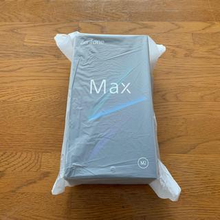 ASUS - 新品 ASUS ZenFone Max (M2) (ZB633KL) ブラック
