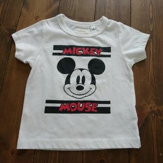 Disney - ミッキー  半袖Tシャツ  100㎝