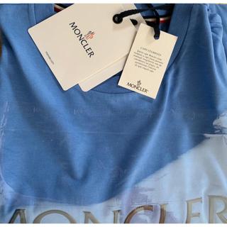 モンクレール(MONCLER)のモンクレールメンズTシャツ サイズXL(Tシャツ/カットソー(半袖/袖なし))