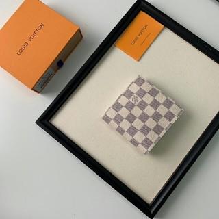 ルイヴィトン(LOUIS VUITTON)の 新品 LOUIS VITTON折りたたみフラップウォレット(財布)