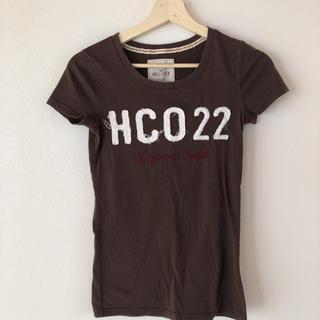 ホリスター(Hollister)のHOLLISTER Tシャツ ブラウン(Tシャツ(半袖/袖なし))