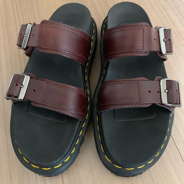 Dr.Martens(ドクターマーチン)のドクターマーチン マイルス マイルズ UK3 22センチ 22cm サンダル レディースの靴/シューズ(サンダル)の商品写真