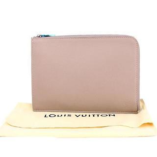 ルイヴィトン(LOUIS VUITTON)のルイヴィトン ポシェットジュールPM クラッチバッグ ピンク(クラッチバッグ)