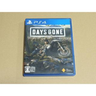 PlayStation4 - DAYS GONE PS4 早期購入特典未使用 送料込み