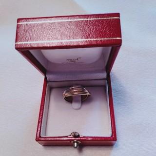 カルティエ(Cartier)のカルティエのトリプルリング(リング(指輪))