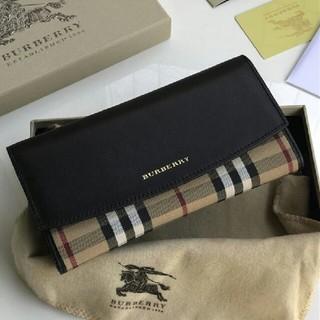 バーバリー(BURBERRY)のBurberry  長財布   財布   メンズ財布 レデイース財布 男女兼用(長財布)