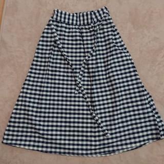 GU - size140ロングスカート
