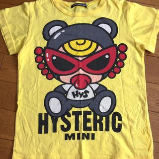ヒステリックミニ(HYSTERIC MINI)のテディちゃん💋(Tシャツ/カットソー)