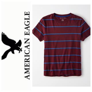 アメリカンイーグル(American Eagle)のXS◎新品正規品◎アメリカンイーグル◎UネックTシャツ◎送料込 (Tシャツ/カットソー(半袖/袖なし))