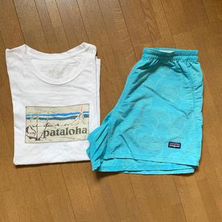 パタゴニア(patagonia)のパタゴニア   バギーパンツ    パタロハTシャツまとめ売り(ショートパンツ)