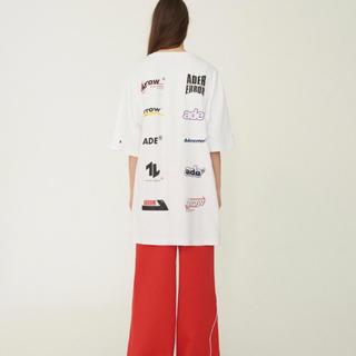 メゾンキツネ(MAISON KITSUNE')のアーダーエラー tシャツ(Tシャツ/カットソー(半袖/袖なし))