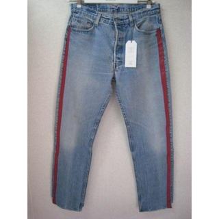 アンユーズド(UNUSED)の UNUSED Levi's501 Denim Pants  34 UW0773(デニム/ジーンズ)