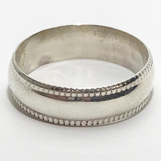 ゴローズ(goro's)のインディアンジュエリー ナバホ族 チゼルワーク リング キムタク着 ゴローズ (リング(指輪))