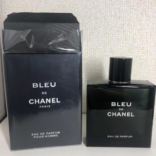 シャネル(CHANEL)のCHANEL ブルードゥシャネル オードパルファム 100ml(香水(男性用))