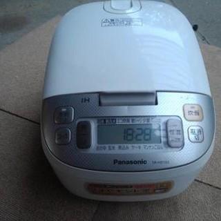 パナソニック(Panasonic)のパナソニック SR-HD103 IH炊飯器 5合 調理機器(炊飯器)