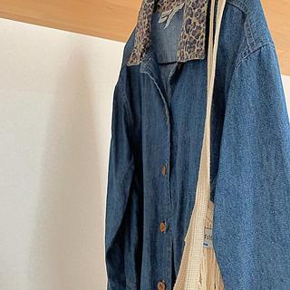 ロキエ(Lochie)のleopard シャツ(Tシャツ(長袖/七分))