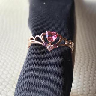 サマンサティアラ(Samantha Tiara)のharutomo83様 指輪 クロスダイヤモンド(リング(指輪))