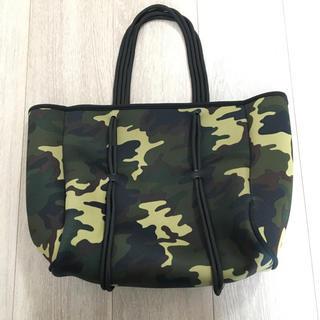 グリーンレーベルリラクシング(green label relaxing)のユナイテッドアローズ ウェット素材バッグ(ハンドバッグ)