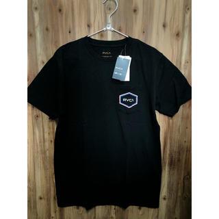 ルーカ(RVCA)の【Sサイズ】RVCA ルーカ Tシャツ メンズ HEXED ルカ ロゴTシャツ(Tシャツ/カットソー(半袖/袖なし))