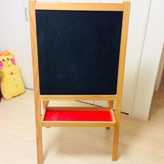 イケア(IKEA)のIKEA 子供用ホワイトボード 黒板 引き取り(知育玩具)