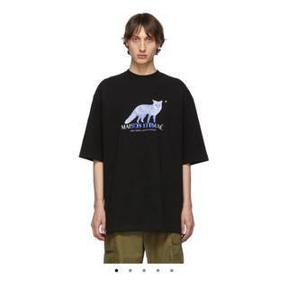 メゾンキツネ(MAISON KITSUNE')のメゾンキツネ アーダーエーラー Tシャツ(Tシャツ/カットソー(半袖/袖なし))