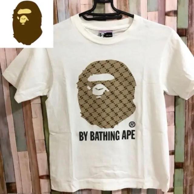 A BATHING APE(アベイシングエイプ)のアベイシングエイプ Tシャツ B0271 メンズのトップス(Tシャツ/カットソー(半袖/袖なし))の商品写真