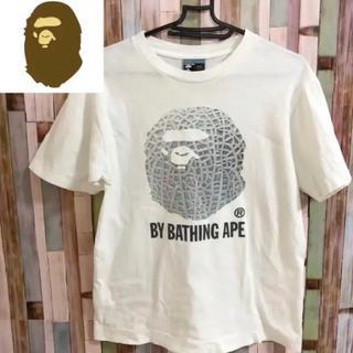 アベイシングエイプ(A BATHING APE)のアベイシングエイプ Tシャツ B0276(Tシャツ/カットソー(半袖/袖なし))