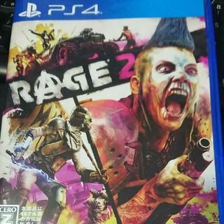 PlayStation4 - PS4 RAGE2