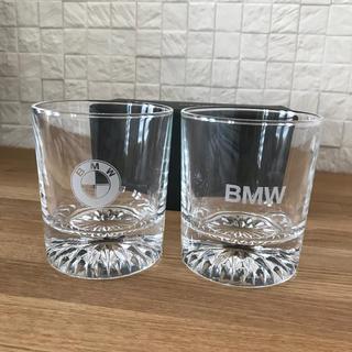ビーエムダブリュー(BMW)の新品 BMW オリジナル ロックグラス(グラス/カップ)