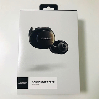 BOSE - BOSE SoundSport Free ワイヤレスイヤホン