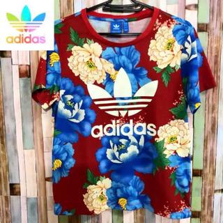 アディダス(adidas)のアディダスオリジナルス Tシャツ B0296(Tシャツ/カットソー(半袖/袖なし))