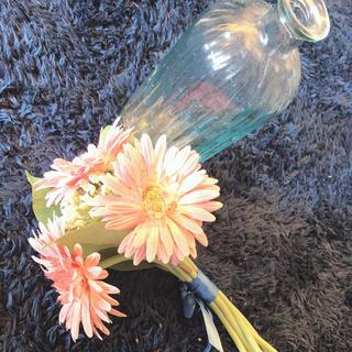 フランフラン(Francfranc)のFrancfranc アンティーク 花 花瓶(インテリア雑貨)