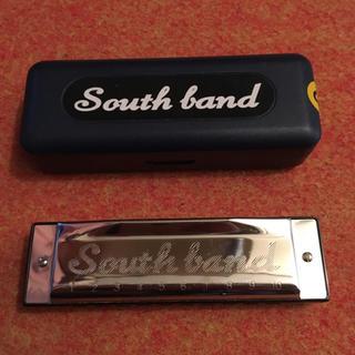送料無料 South Band ハーモニカ C