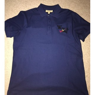バーバリー(BURBERRY)のBURBERRY トリプル ロゴ ポロシャツ(ポロシャツ)