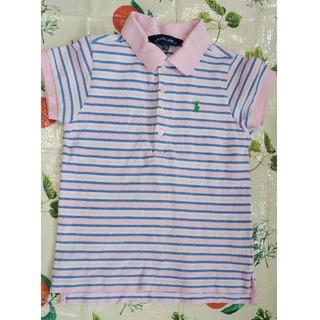 ラルフローレン(Ralph Lauren)のポロシャツ【130㎝】RALPH LAUREN(Tシャツ/カットソー)