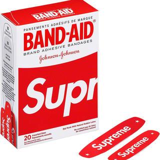 シュプリーム(Supreme)のSupreme × BAND-AID バンドエイド シュプリーム(日用品/生活雑貨)